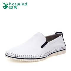 Hot spring of 2016 men slim fashion thread was wearing low cut men shoes H40M6171