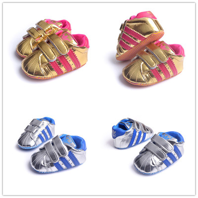 1 year old baby shoes 0-3-6-9 months baby step behavior between men and  women antiskid Hugh the spring and autumn period and the leisure shoes d0113c7c0c