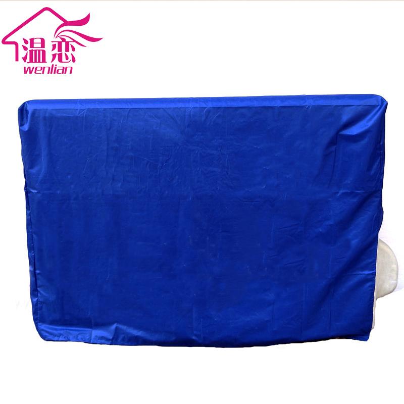 温恋外机罩美的格力空调外机罩防水防晒防尘空调外机罩加厚外机罩