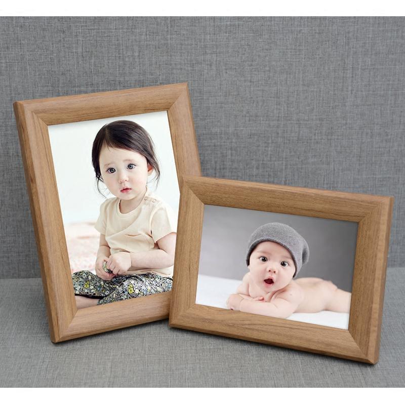 摆台挂墙儿童相框5寸6寸7寸8寸10寸12寸a4A3画框定制证书环保像框