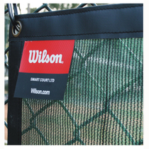 Wilson win tennis field equipment windproof net 3387W whole sale