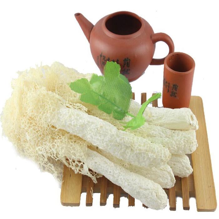 古田天然无熏硫特级竹苼 竹荪干货特产菌中皇后 现烤现卖100g包邮