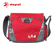 Dapai fashion leisure single shoulder bag genuine counters Korean anti-splashing water wave bag sports bag Crossbody outsourcing boom