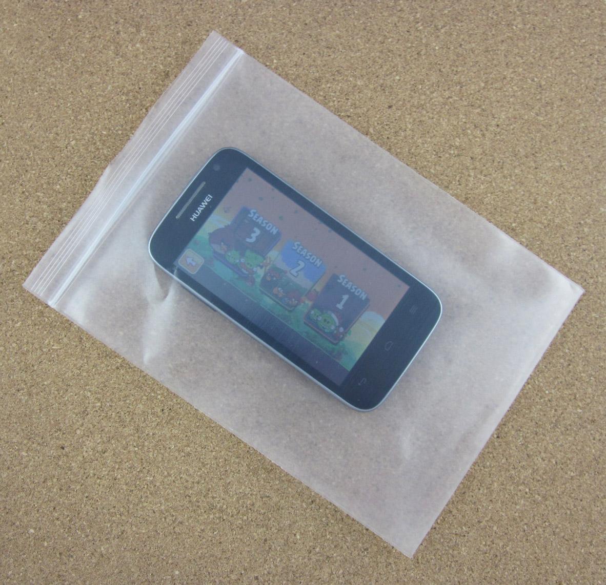 俊立牌塑料包服装袋透明夹链自封袋批发8*12厘米20丝8.5元/百只