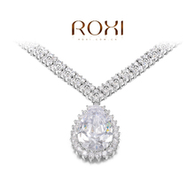 Best-selling sautoir ROXI foreign trade jewelry Sell like hot cakes style luxury wedding big droplets necklace