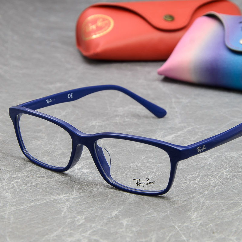 9c140ac122fa9 Authentic RayBan Ray-Ban glasses frame plate glasses frame influx of young  men and women. Loading zoom