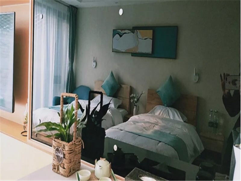 紫旸山庄林夕织梦民宿林音 (楼下东厢房)