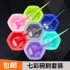 Shipping hair salon special barber shop colorful hair dyeing oil bowl brush set dye cream bowl hairdressing tools highlighting bowl comb