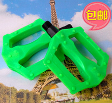 General pedal antiskid mountain bike equipment accessories half aluminum pedal ball pedal package mail