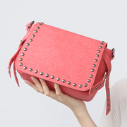 ZYA shoulder Crossbody women's autumn 2015 rivets small square bag women bags, Japan wild ladies bag