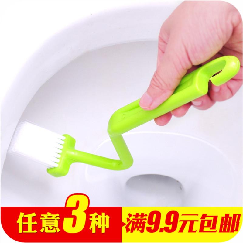 Creative японского типа s мягкий Туалет кисть Туалет кисть Туалет ванной Туалет кисть Туалет Щеточка для чистки