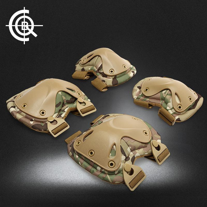CQB трансформеры 2 поколение на открытом воздухе восхождение верховая езда шкив защитное снаряжение защитные наколенники локоть реальность CS операция оборудование монтаж