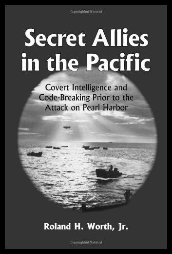 【预售】Secret Allies in the Pacific: Covert I