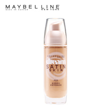 Maybelline/ Maybelline dream silk soft breathing foundation solution