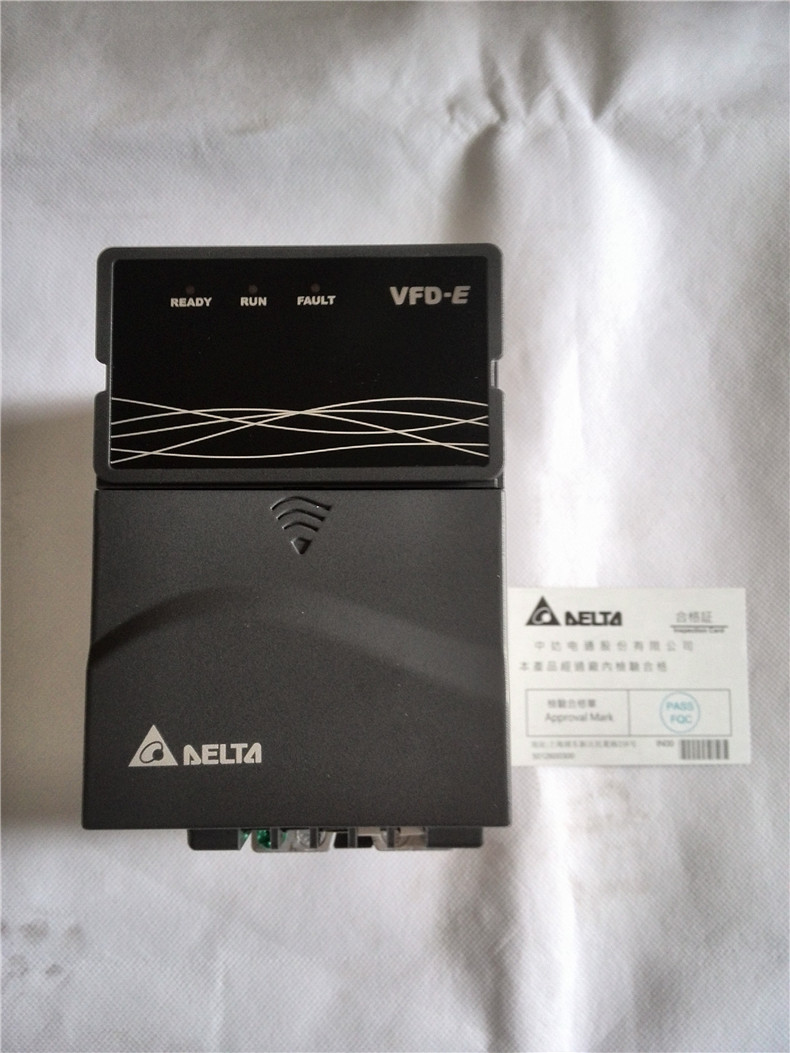 【台达变频器】VFD004E43A多功能型0.4kw三相380V