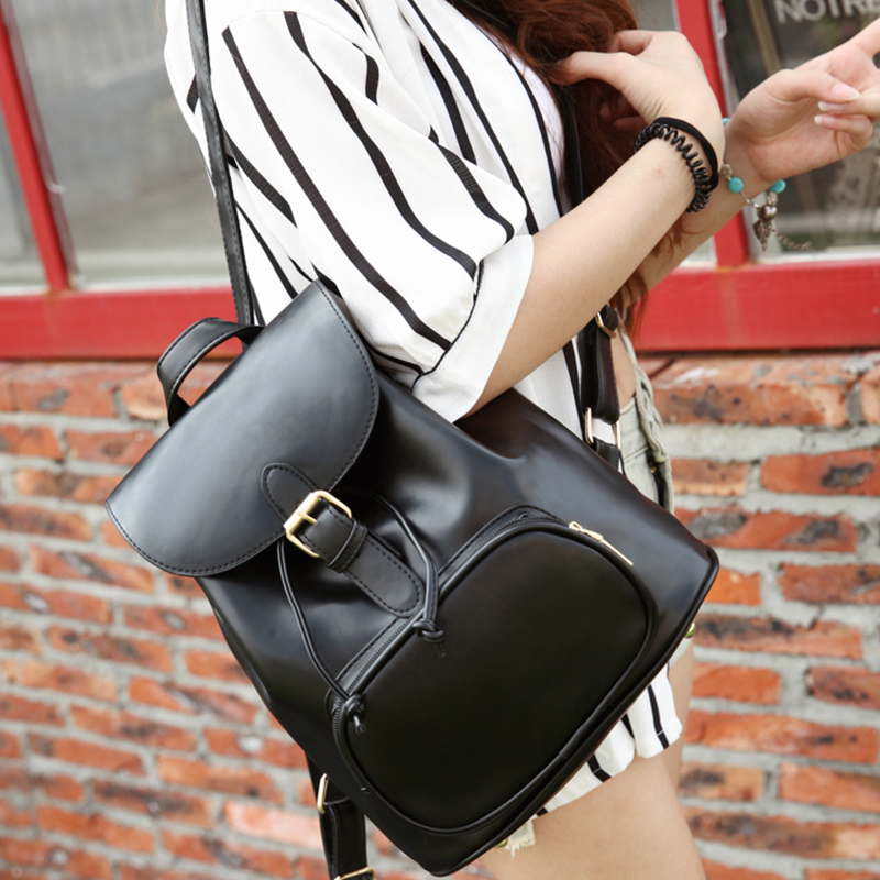 eae908ae5ae7 2015 spring models new fashion students bag casual shoulder bag Korean  version of the influx of. Loading zoom