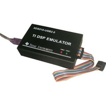 TI solution XDS510-USB2.0 DSP emulator supports fast CCS3.3CCS4 speed