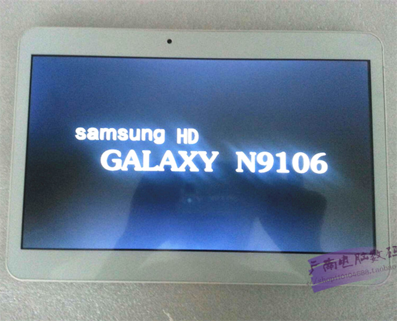 10 6 -inch Samsung tablet N9106 HD high-definition screen handwriting touch  screen capacitive display screen neiping