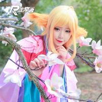taobao agent 【主宰者】狐妖小红娘 涂山苏苏/涂山红红cos假发 90cm 新品预售