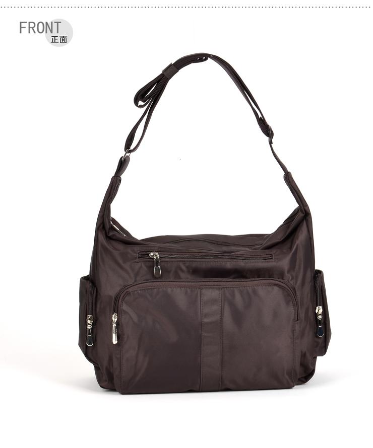 Kingsgenie new multifunctional bag leisure bag waterproof nylon bag handbag mens and womens bags sports travel bag / 211