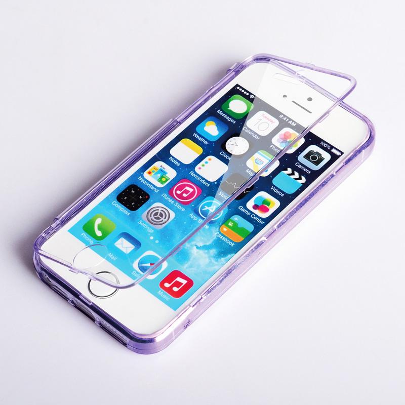 UMGG iphone5手機殼保護套蘋果5S手機套矽膠翻蓋外殼皮套SE防摔軟
