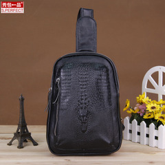 Show cattle in baotou, a leather goods for men and women couples money bag 2015 winter new fashion shoulder bag surge