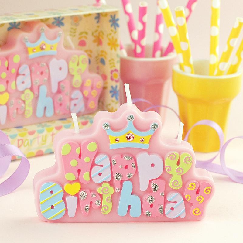 Творческая группа поставляет день рождения свечи бездымные свечи письма с днем рождения торт свеча детей