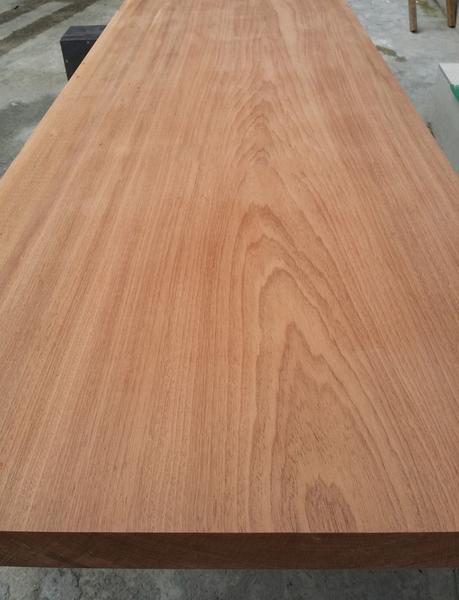 沙比利筒状非洲楝实木材板宽板台面踏步菜板砧板DIY木料乐器家具