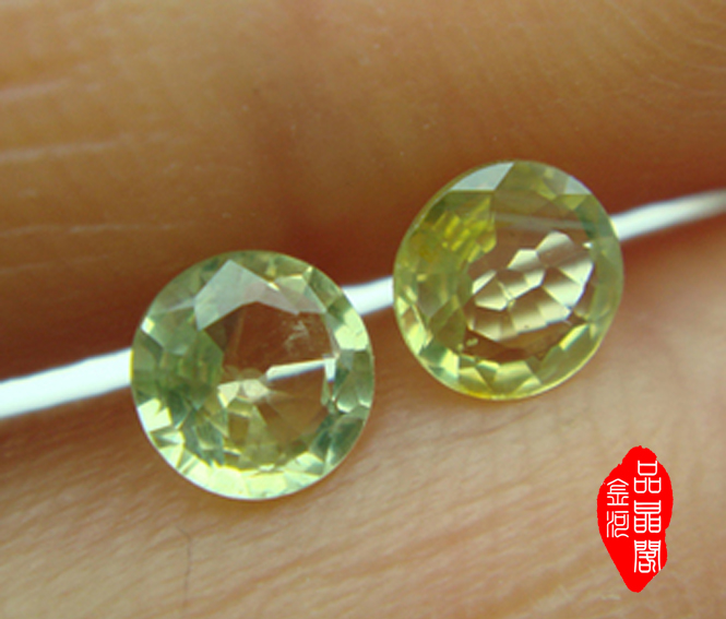 Natural Genuine 925 silver inlaid natural strange yellow sapphire ring, simple fashion tail ring with certificate