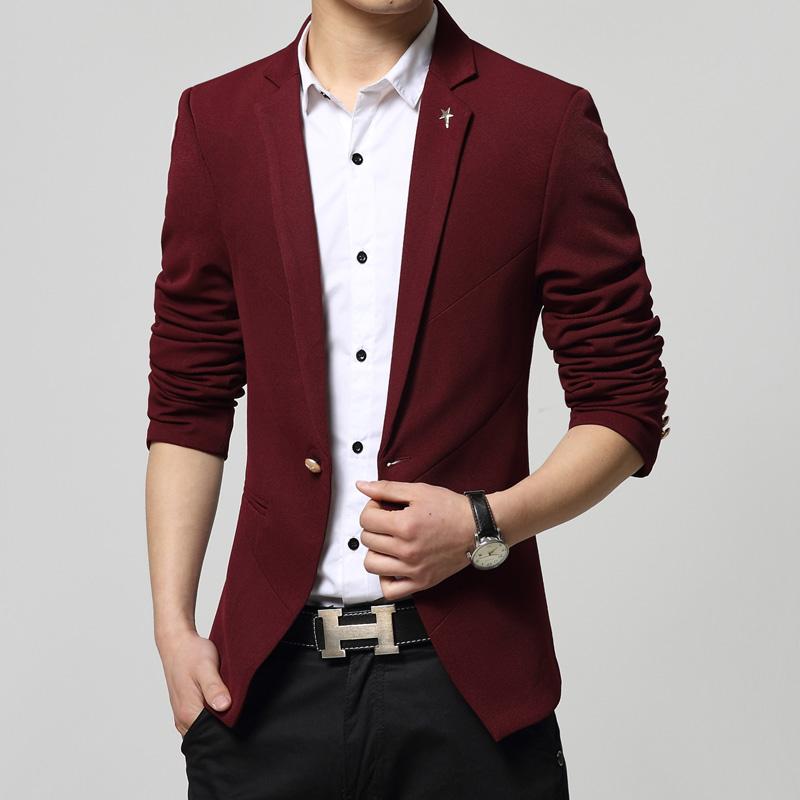 Осенний новый мужской тонкий повседневные костюмы мужчин малых костюм молодежи мужского корейской версии мужского прилив один слой
