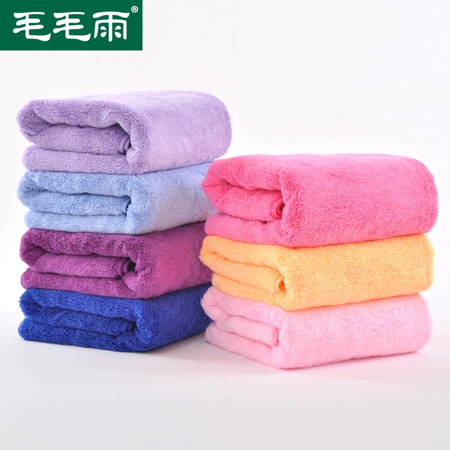 Дождь с высокой плюша ванной полотенца взрослые мужчины мягкие пары гребенная пряжа повышенной утолщение воды поглощающие полотенце трубки Топ