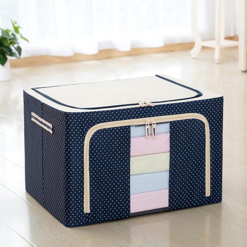 優氏牛津布裝衣服收納箱衣物收納袋整理箱被子儲物箱特大號收納盒
