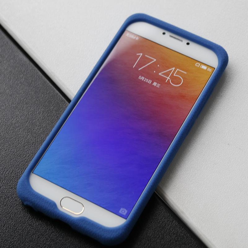 色布seepoo 魅族PRO6 手机套 硅胶套 MEIZU PRO6s手机壳 防摔软壳
