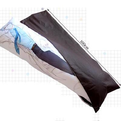 Set house c cover cover cover cover other body dustproof pillow storage bag animation surrounding body pillowcase