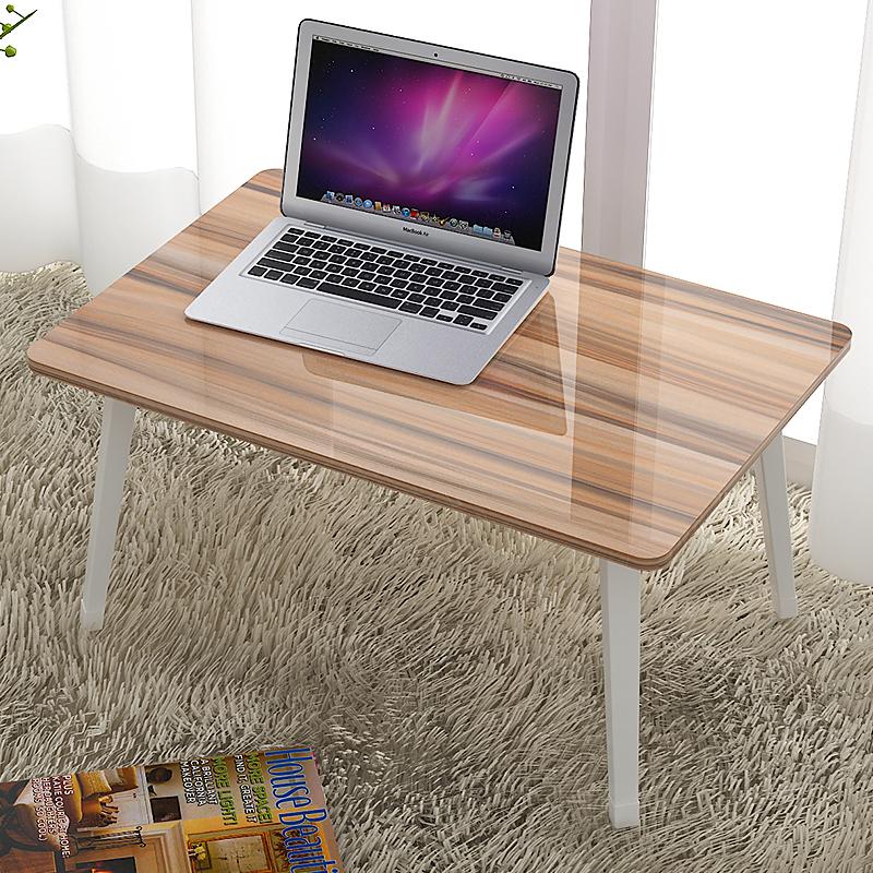 卓禾筆記本電腦桌床上用小桌子可折疊宿舍神器懶人簡約書桌學習桌