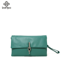 Bampo Banpo jewelry counters the new 2014 baodan fashion wild elegance leather ladies shoulder bag