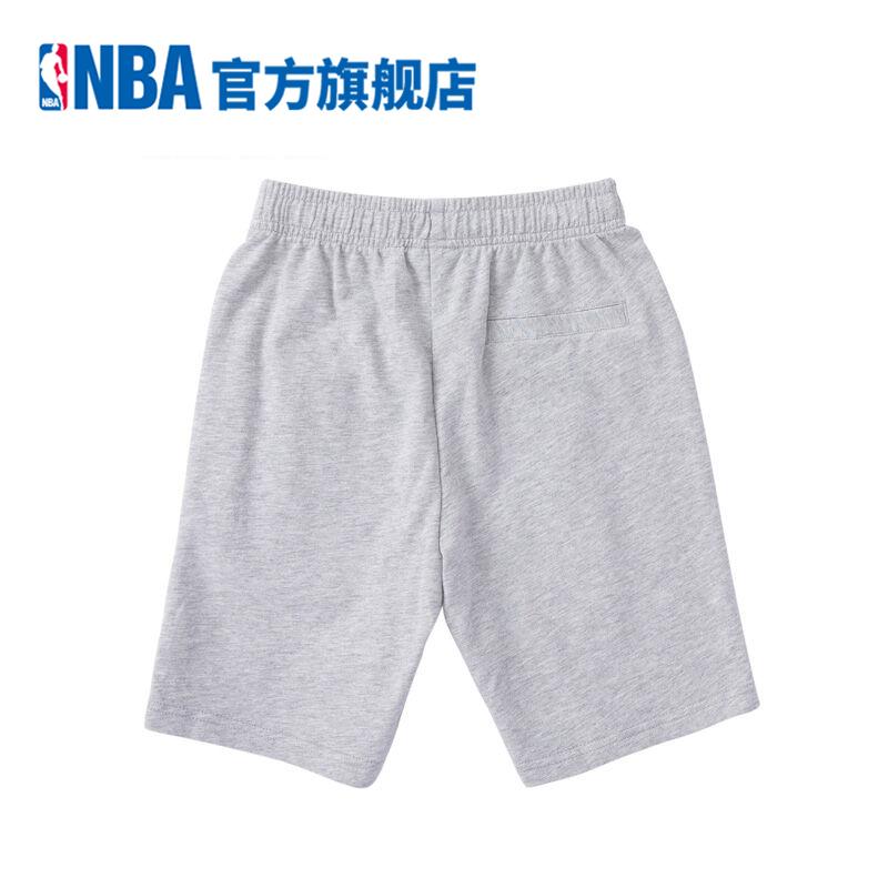 NBA 中大童 男童寬鬆 五分褲 籃球短褲褲子75528780 H