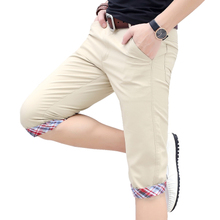 Men seven points, 7 minutes of pants, leisure pants summer thin section 2015 breeches han edition cultivate one's morality men's pants pants in the summer