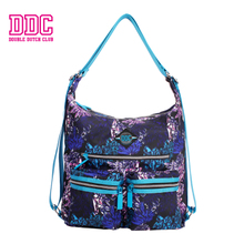 DDC fall 2015 collection Colorful crystal hand the bill of lading three with bags handbag shoulder to shoulder