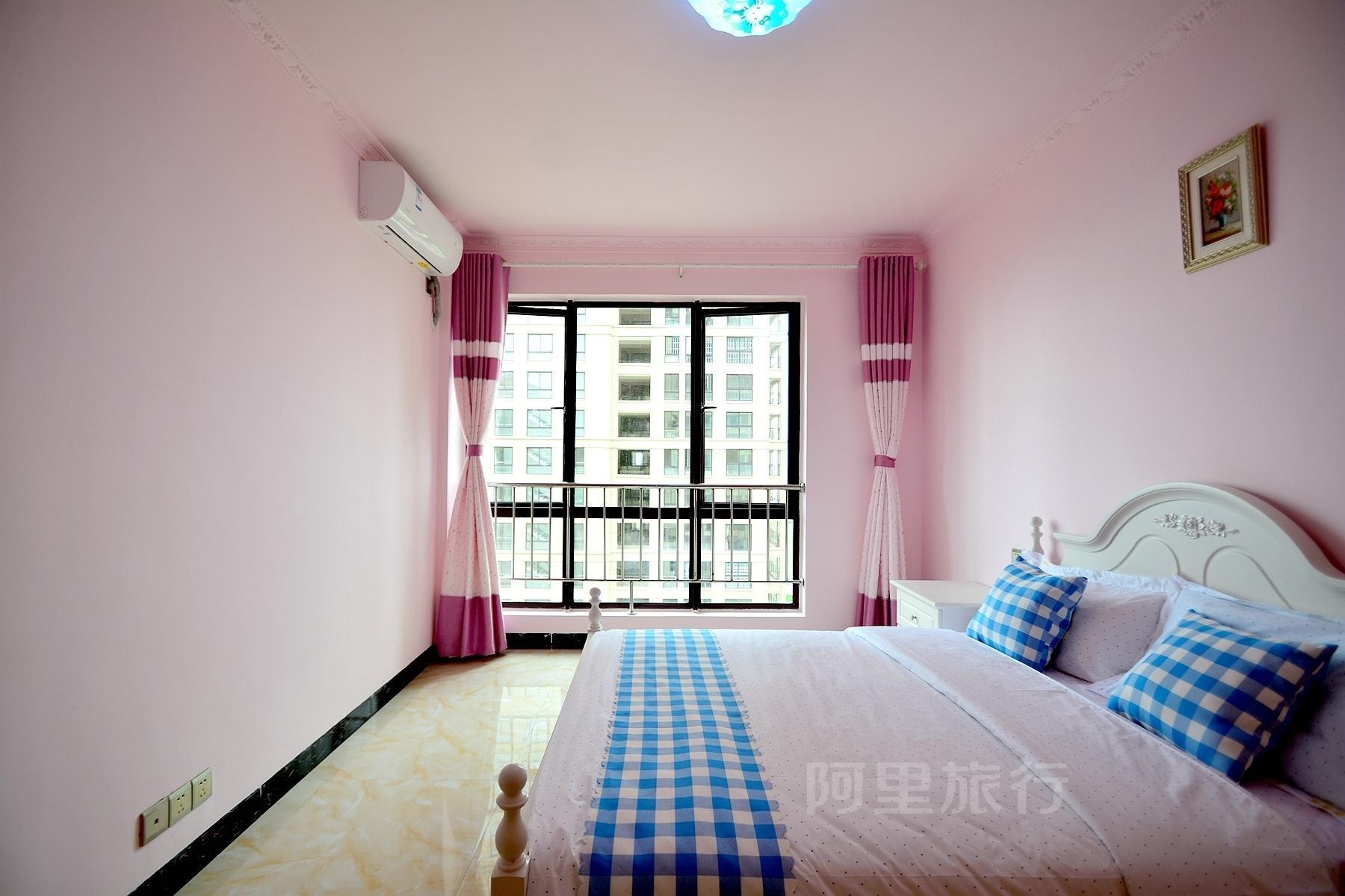 北海滨海湾-森海豪庭海景公寓酒店阿里旅行特价房