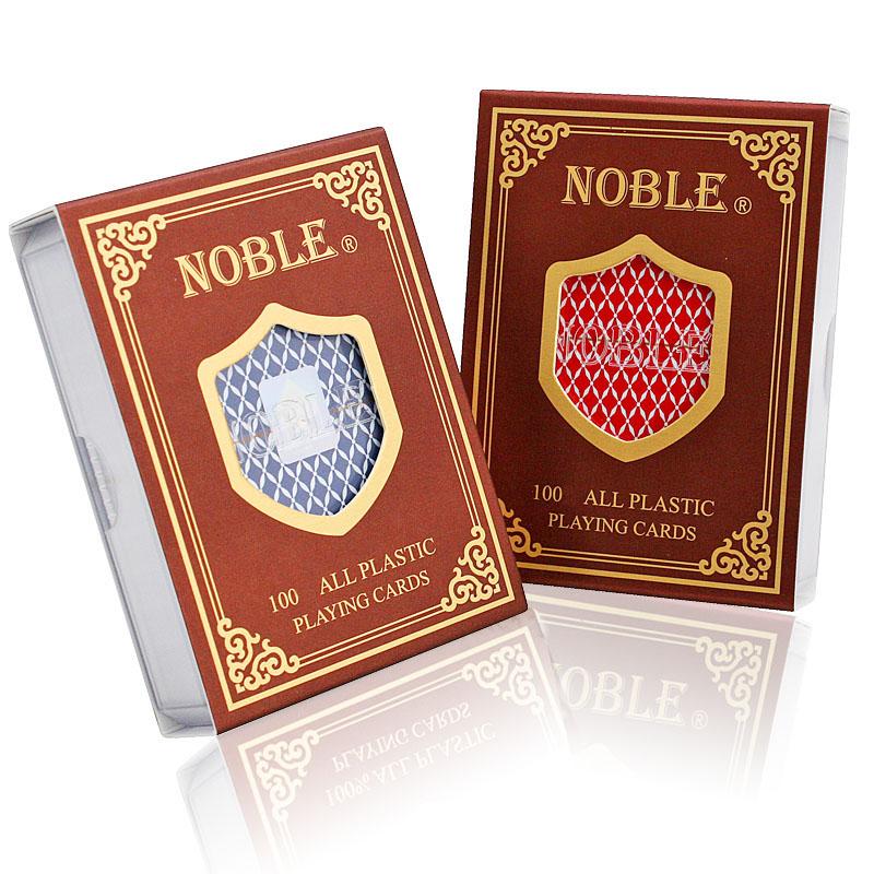 Тайвань high country NOBLE жарить золотой водонепроницаемый моющиеся дуплекс скраб пластик материал покер чувствовать себя хорошо