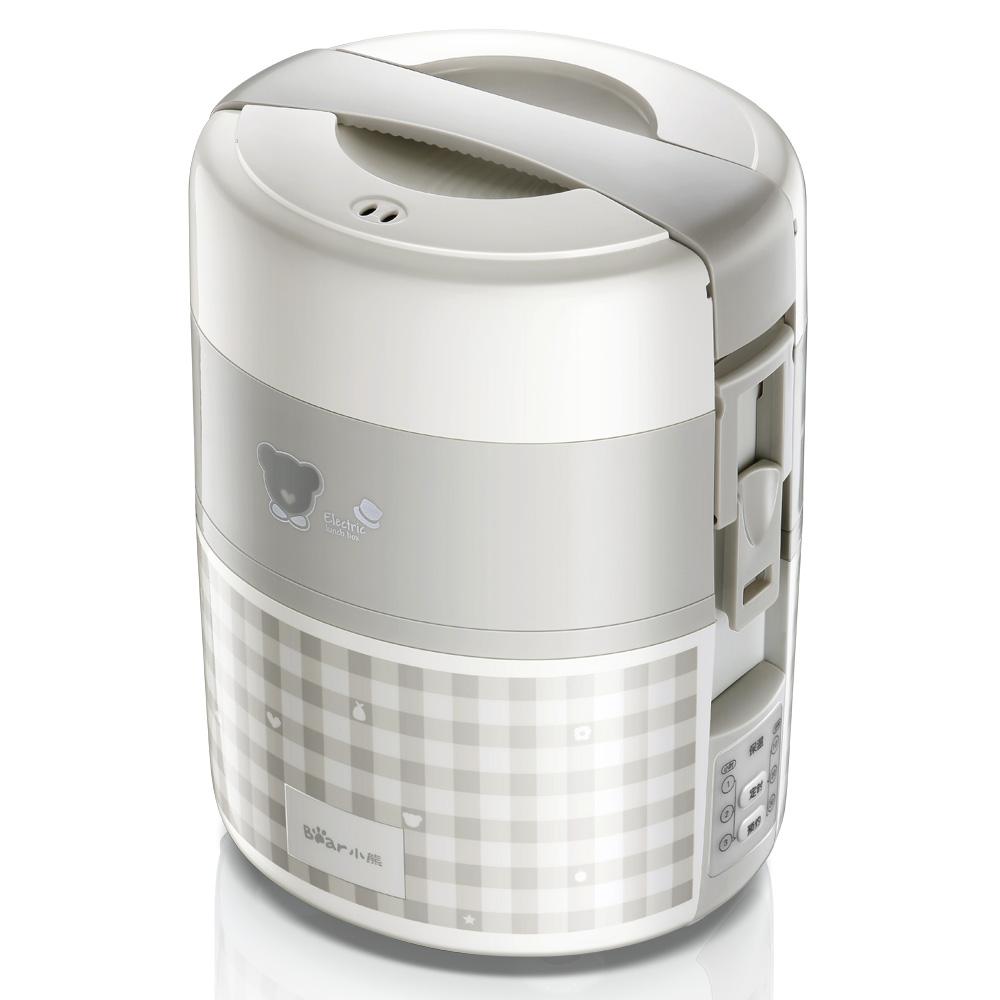 Bear/小熊DFH-A20D1热卖可预约定时插电饭盒电热煮饭加热饭盒蒸饭