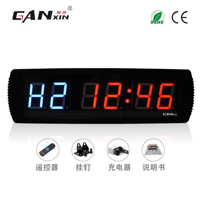 Провинция цзянси синь фитнес дом LED второй стол таймер движение обучение бег специальный лить синхронизация электронный часы таймер