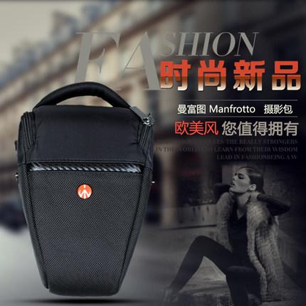 曼富图 MB MA-H-S/M/L 三角包 摄影包 单反相机包 新款单肩包现货