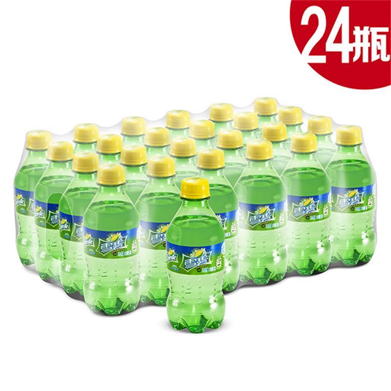 ~天貓超市~ 可樂 雪碧檸檬味汽水300ml^~24 箱 可樂