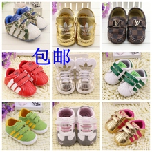 End of the spring and autumn period and the type of cloth baby baby shoes casual shoes sport shoes for men and women antiskid toddler soft bottom shoes sneakers package mail