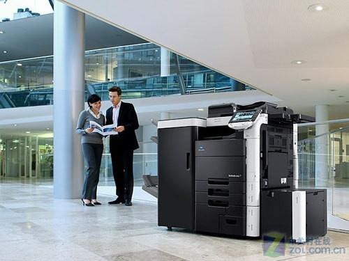 柯美最新款黑白复印机柯美652 552 452黑白复印机 柯美黑白复印机