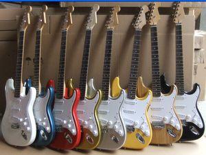 工厂特价销售普及ST电吉他初学电吉他
