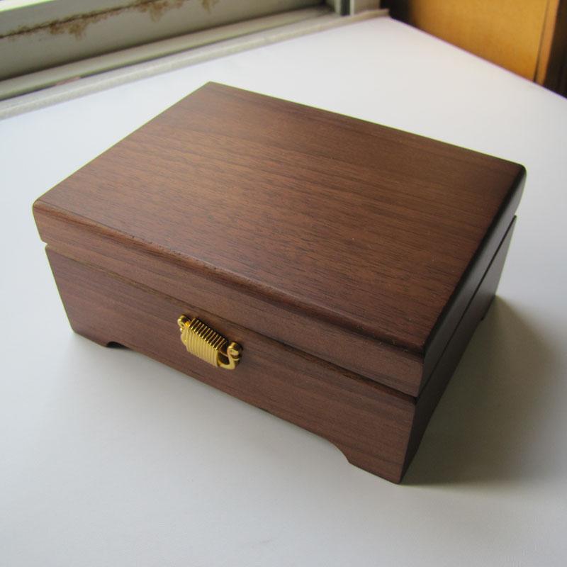 日本天空之城生日礼物送男生女生音乐盒八音盒木质Sankyo音23