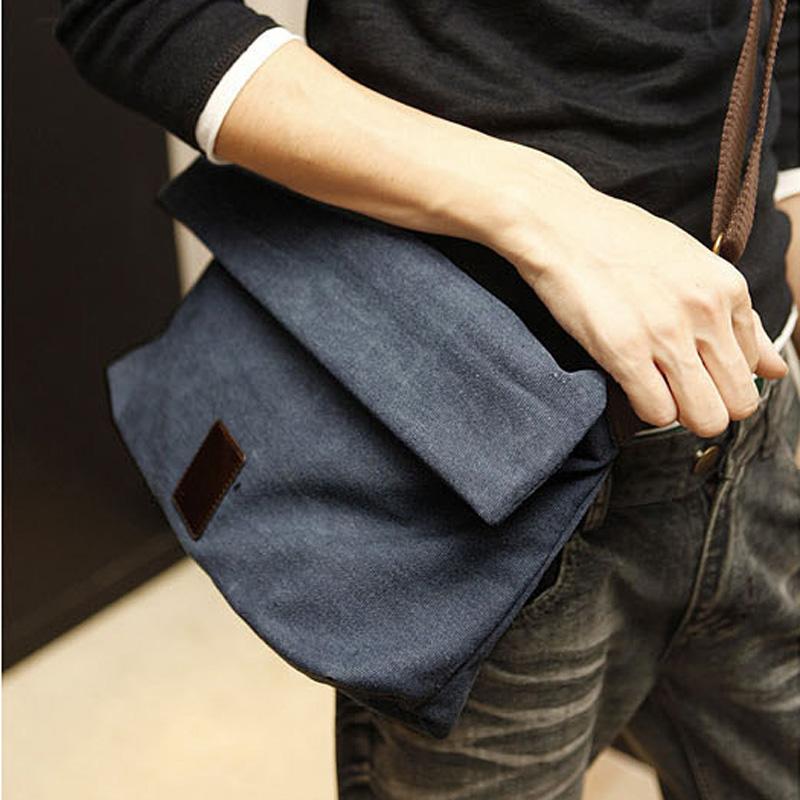 Бай Цзи 2015 плеча мешки человек мешок холст мужской Корейский сумки отдыха сумки Messenger сумки студент рюкзак бум пакет